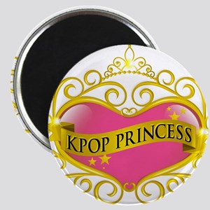 "KPOP PRINCESS 2.25"" Magnet (100 pack)"
